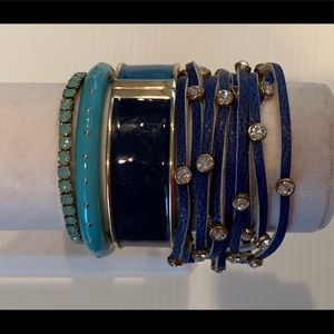 Jewelry - Bracelet collection-BLUES